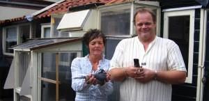Vrienden Wilma en Eef Wassenburg Den Helder.
