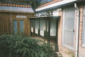 Jongen duivenhok 1995